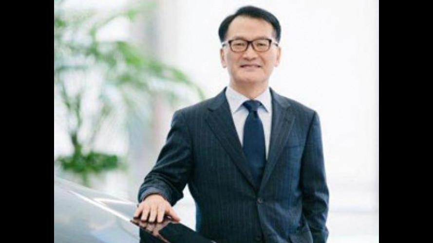 Byung Kwon Rhim, nuovo Presidente e CEO di Hyundai Motor Europe