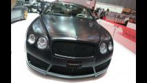 Mansory Bentley Continental GTC Speed al Salone di Ginevra 2009
