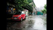 smart fortwo facelift: prime foto dalla rete