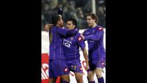 Toyota iQ sulle maglie della Fiorentina