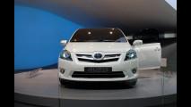 Toyota Auris HSD Full Hybrid Concept al Salone di Francoforte 2009