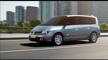 Renault Espace restyling
