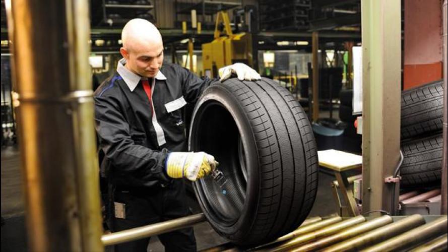Nascono i primi pneumatici con gomma naturale europea