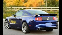 Ford Mustang Blue Angels é leiloado