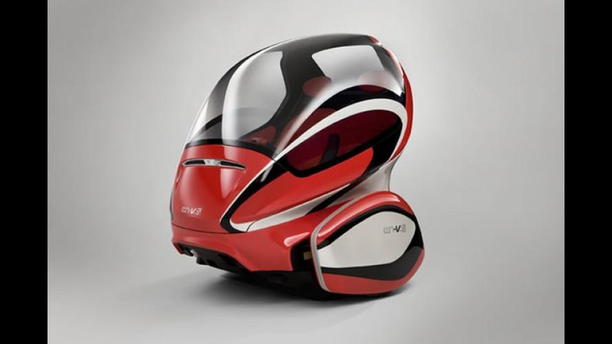 GM desenvolve carro elétrico com comunicação em rede