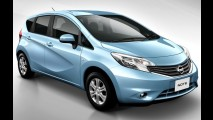 Novo Tiida?  Versão hatch do Nissan Versa será revelada em Detroit