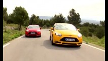Vídeo: Ford Focus ST e Focus Station Wagon ST