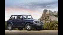 Jeep Wrangler ganha série especial Freedom Edition no mercado norte-americano