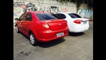 Teste CARPLACE: Lifan 530 coloca JAC J3 Turin contra a parede