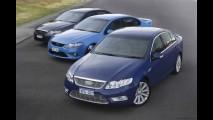 Austrália: Veja quais foram os carros mais vendidos no mês de maio de 2012