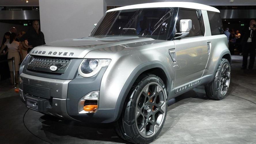 Next-gen Land Rover Defender to be 'incredibly distinctive'