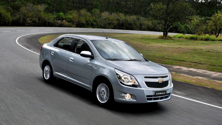2012 Chevrolet Cobalt revealed