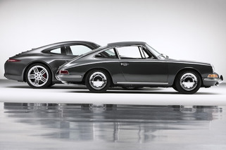 Porsche Celebrates 50 Years of the 911