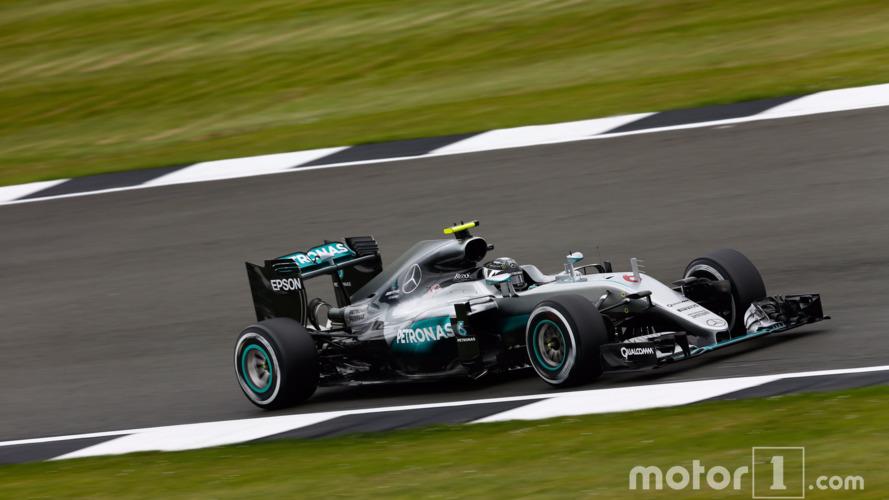 Nico Rosberg poursuit l'aventure Mercedes pour deux saisons