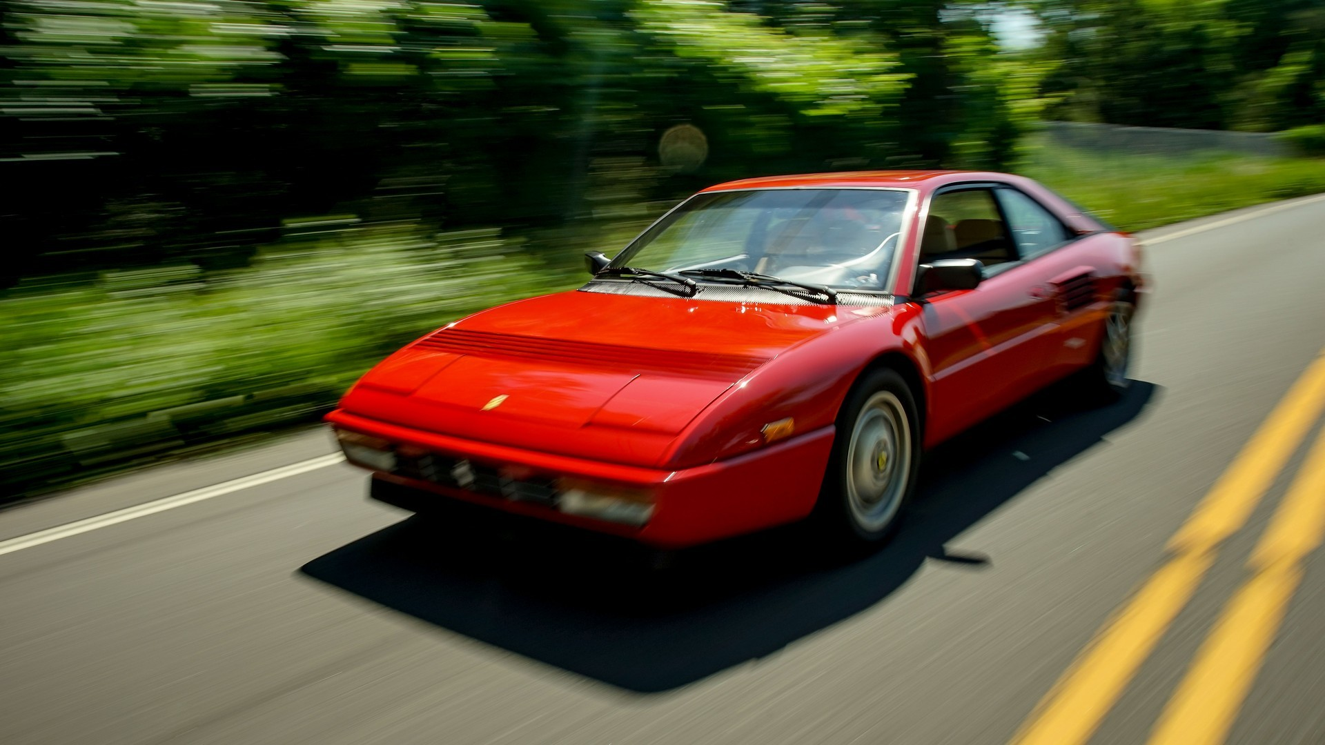 1989-ferrari-mondial-t Fabulous Ferrari Mondial T In Vendita Cars Trend