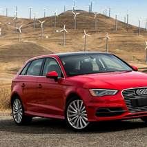 Keeping Current in the 2016 Audi A3 e-tron Plug-In Hybrid: First Drive