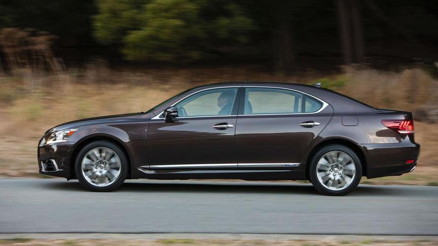 2016 Lexus LS to become