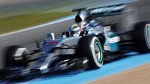 Mercedes AMG F1 W06 / XPB