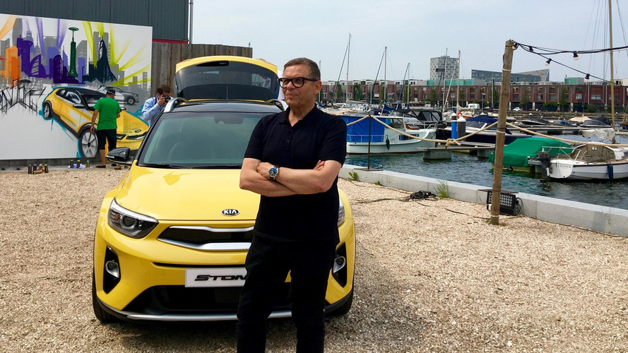 Peter Schreyer Kia Stonic