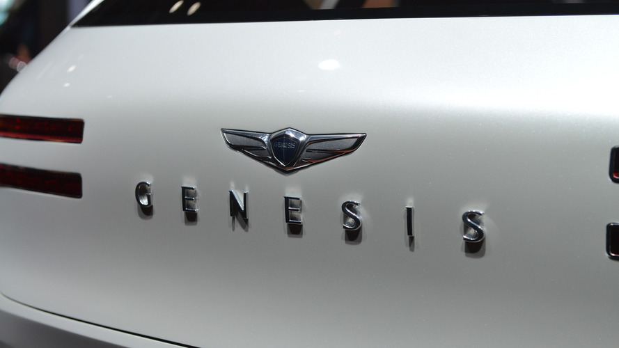 Genesis Concept Due In New York As