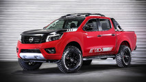 Nissan Frontier Attack Concept
