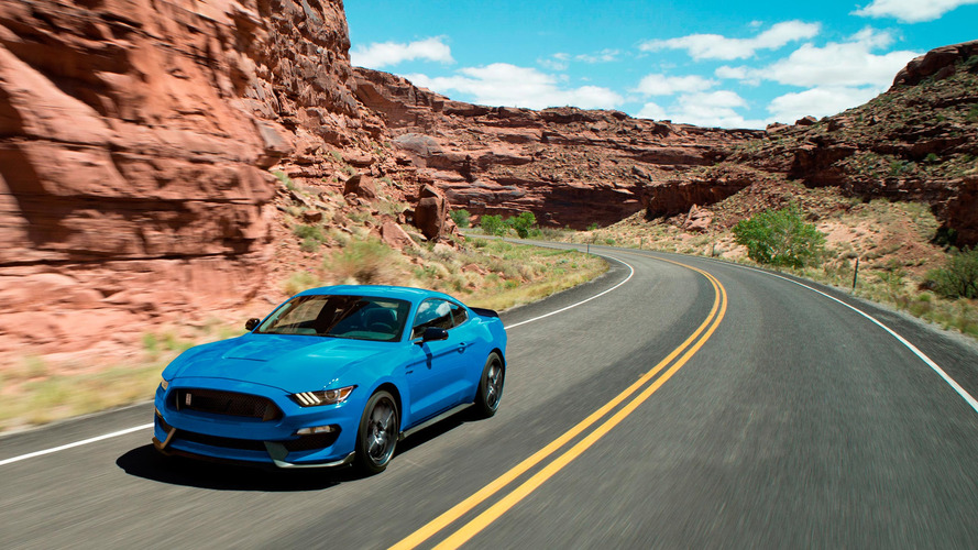 Ford Shelby GT350 Mustang Will Live On For 2018