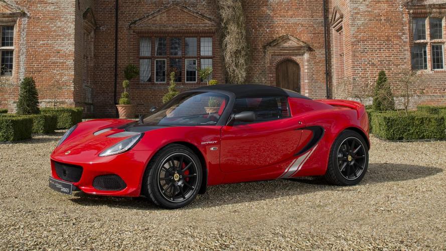 La nouvelle Lotus Elise Sprint se fait encore plus légère !