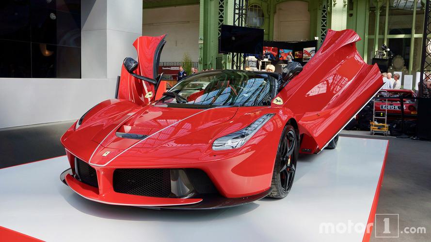 Revivez le Tour Auto de Ferrari en vidéos !