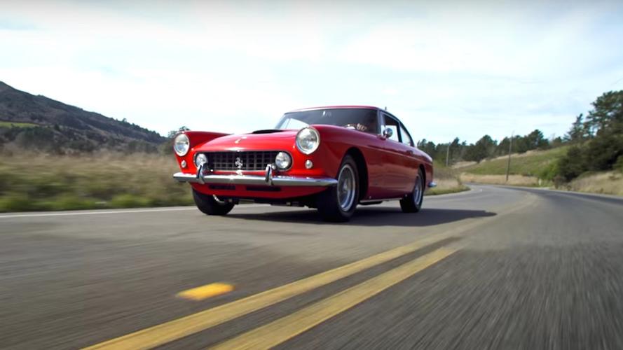 Ferrari 250 GTE Has A Chevy V8 Hiding Under The Hood