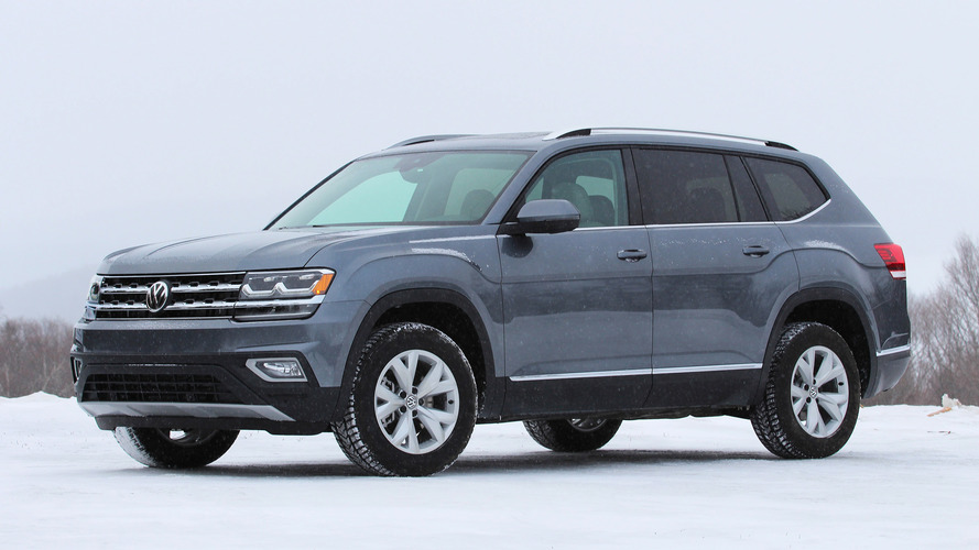 2018 Volkswagen Atlas First Drive: A firm handshake