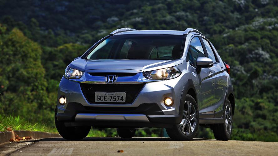 Honda WR-V brasileiro começa a ser vendido também no Peru