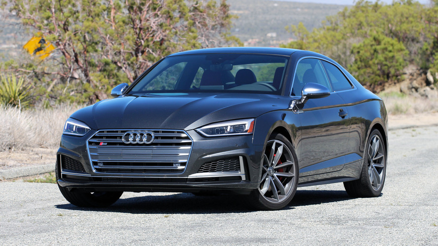 2018 Audi S5 Coupe Review: Less Sport, More GT