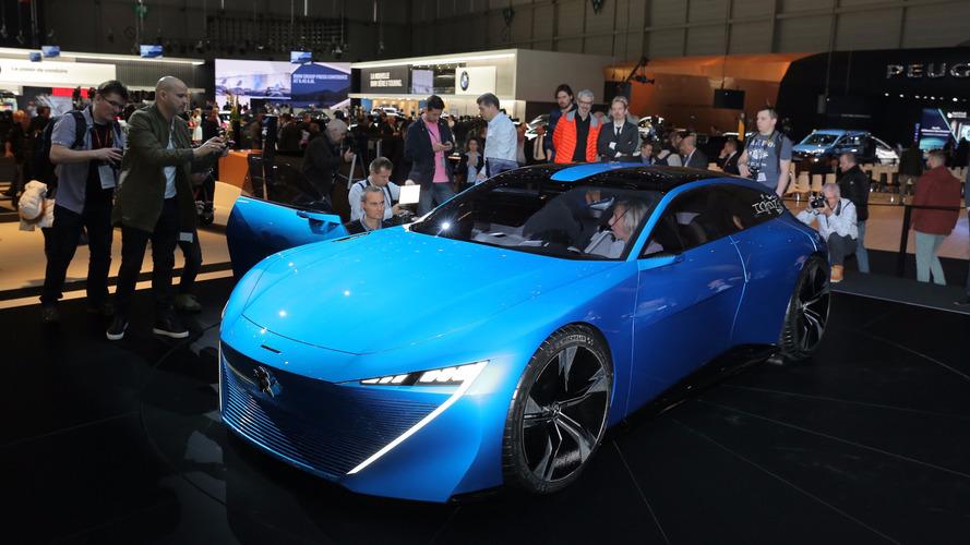 Peugeot Instinct konsepti rüya gibi