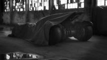 Batman vs. Superman director teases the new batmobile