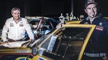 Carlos Sainz and Cyril Despres