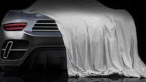 Mansory teases 750 bhp Mourinho supercar