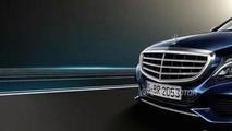 2014 Mercedes-Benz C-Class first exterior photos leaked