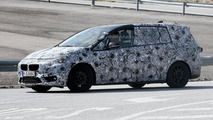BMW 1-Series CAT spy photo 07.08.2013