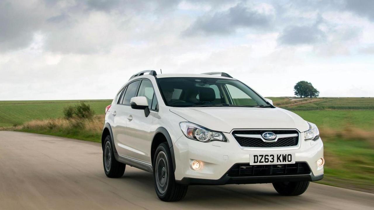 2014 Subaru XV (UK-spec)