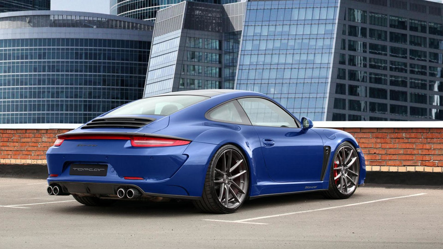 TopCar Porsche 911 Carrera Stinger announced