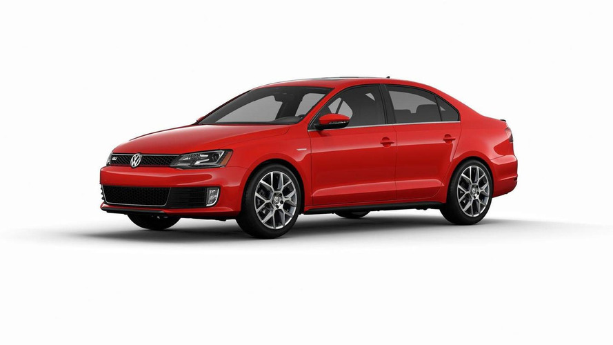 Volkswagen Jetta GLI Edition 30 announced, celebrates 30 years in America