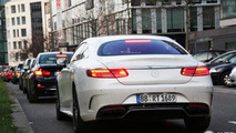 Mercedes-Benz S63 AMG Coupe in Stuttgart