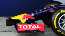Sebastian Vettel Red Bull Racing RB10  Formula One Testing Jerez Spain