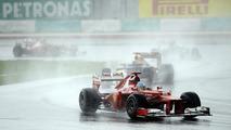 Fernando Alonso, Malaysian Grand Prix, 25.03.2012