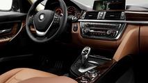 2013 BMW 3-series long-wheel-base (LWB) version