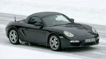 SPY PHOTOS: Porsche Boxster Facelift