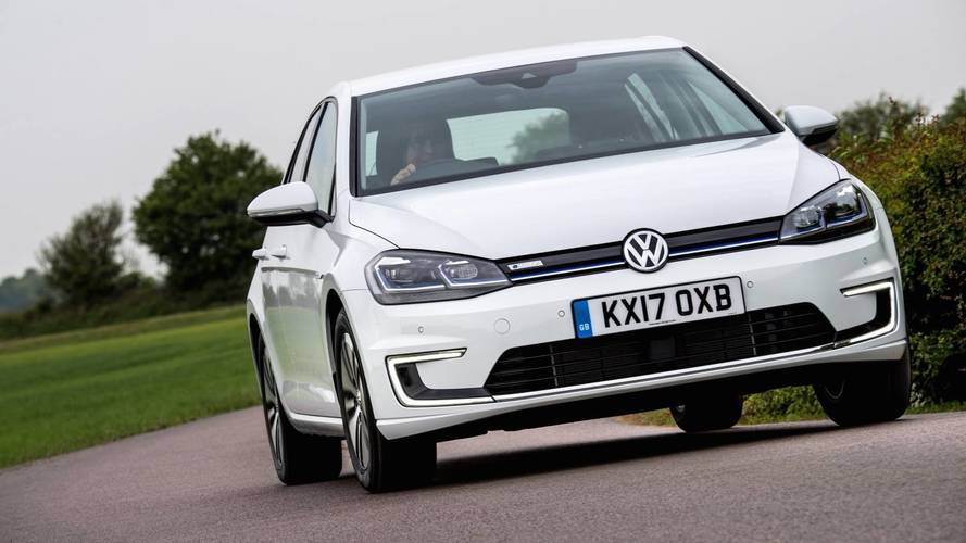 2017 Volkswagen e-Golf review: Great hatch, great electric car