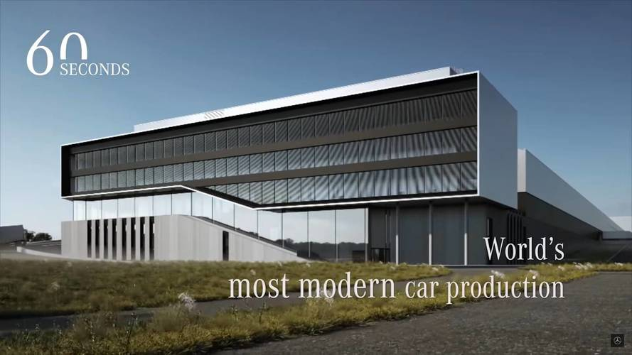 Mercedes Gives Virtual Tour Of World 39 S Most Modern Car