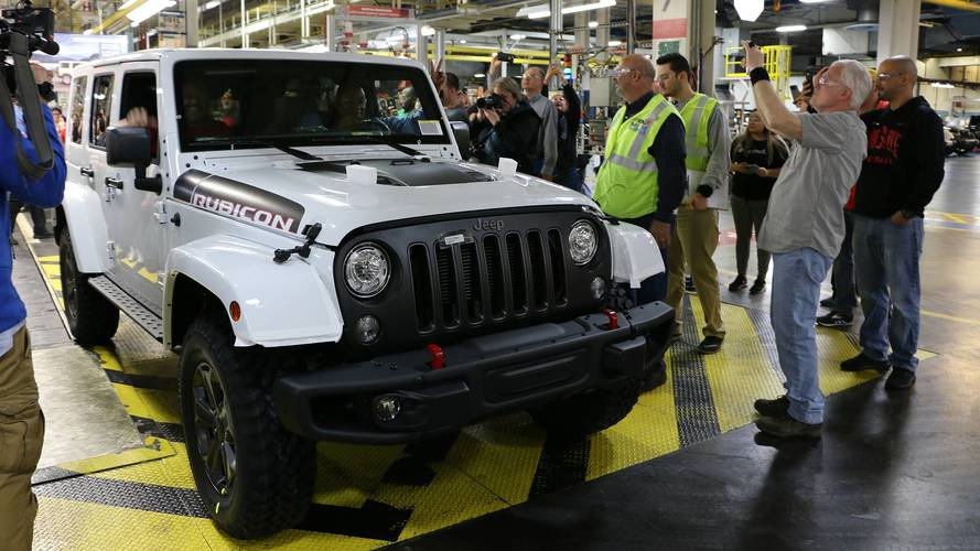 Ultimo Jeep Wrangler
