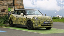 Mini Cooper E Spy Photos